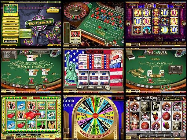 2 Games at Online Casinos