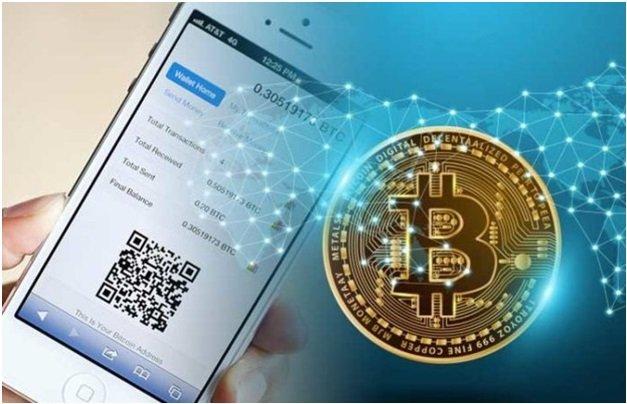 Bitcoins on mobile