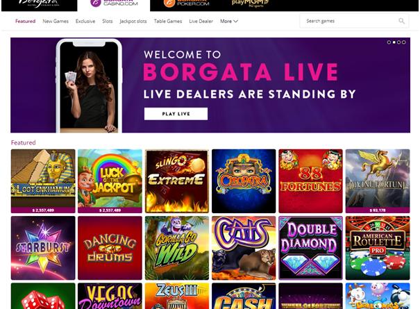 Borgata Casino USA