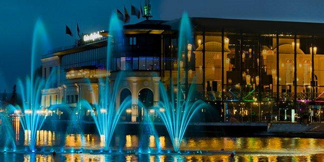Casino Barrière d'Enghien-les-Bains, France