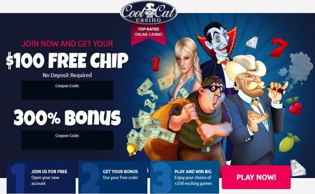 Cool Cat Casino online