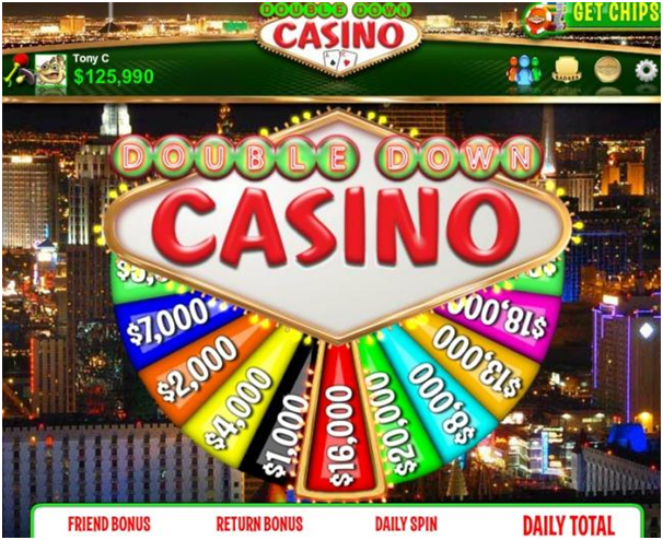 Double Down Casino Games