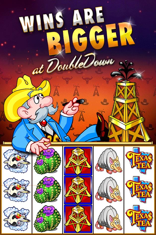 Double Down Casino app US