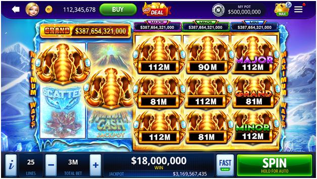 Features of Double U Casino App