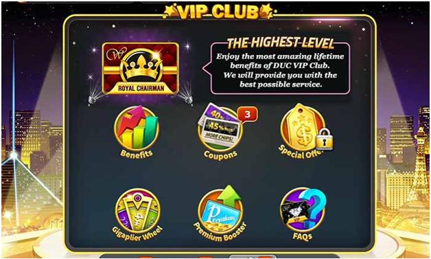 Double U Casino VIP CLub