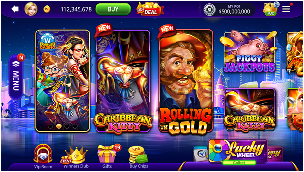 How to get started at Double U Casino