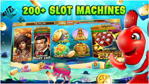 Gold Fish Casino slots to play and win