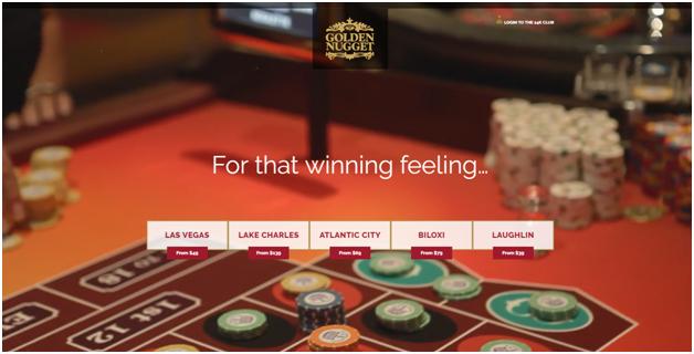 Golden Nugget online casino