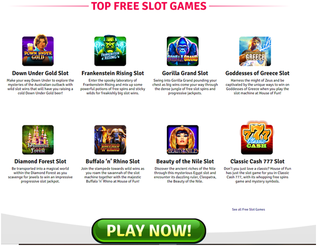 casino platinum play Slot Machine