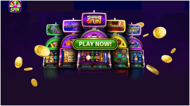 How to get started with House of Fun Casino