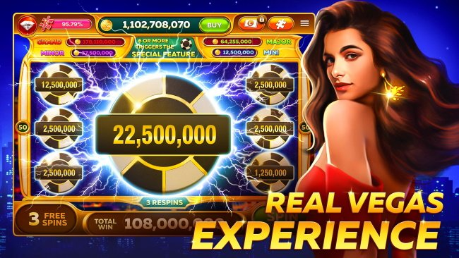 Infinity Slot – Play Free Las Vegas 777 Slot Machine Game on your mobile