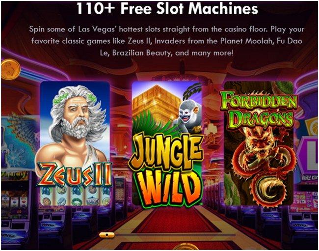 Jackpot Party Casino Slots – Free Vegas Slot Games HD