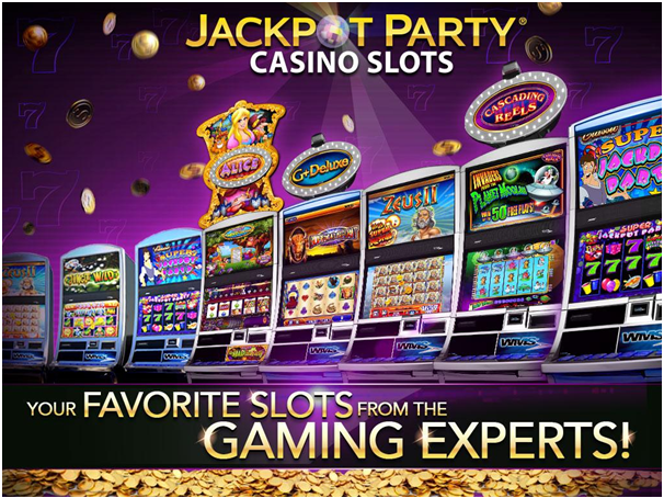 Jackpot party casino slots app bingo and tournaments