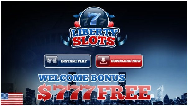 Welcome bonus of $777 free for new players.