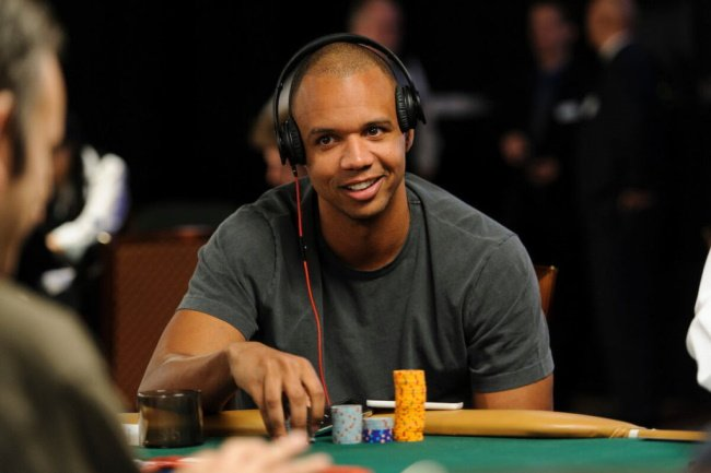 Phil Ivey – $100+ Million-9 Richest Poker Players in the World