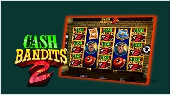 Cash Bandit slot