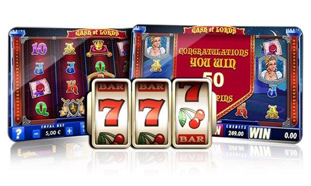 RNG of slots