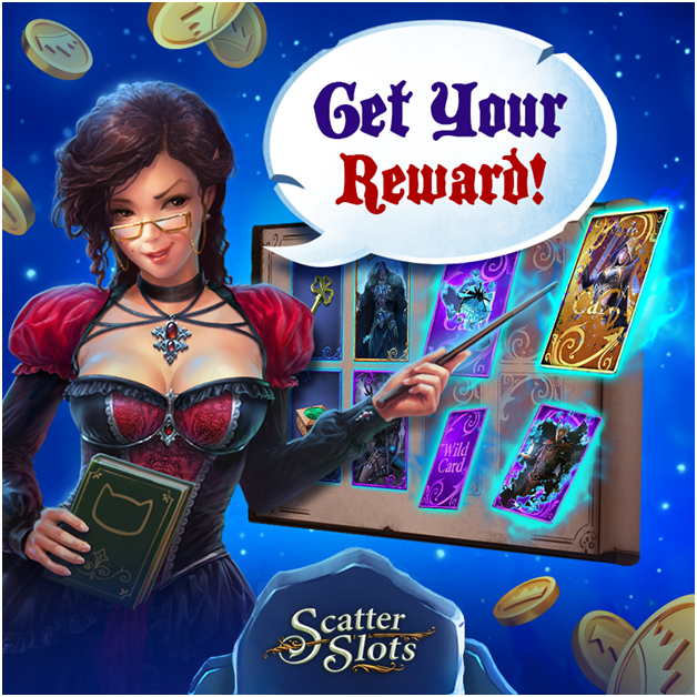 Scatter slots- Bonuses and promotions