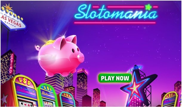 How to get started at Slotomania free slots and casino game app