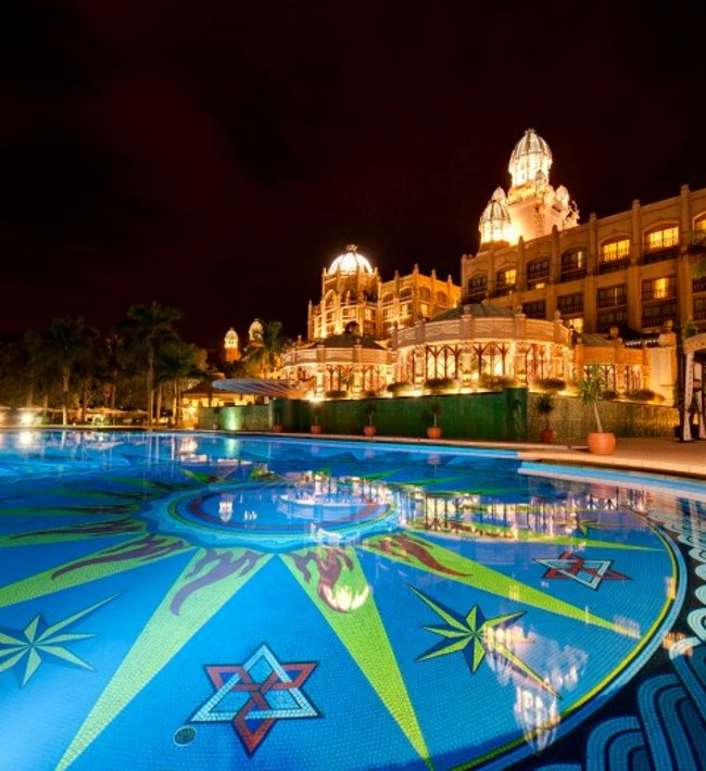 Sun City Resort (Rustenberg, South Africa)