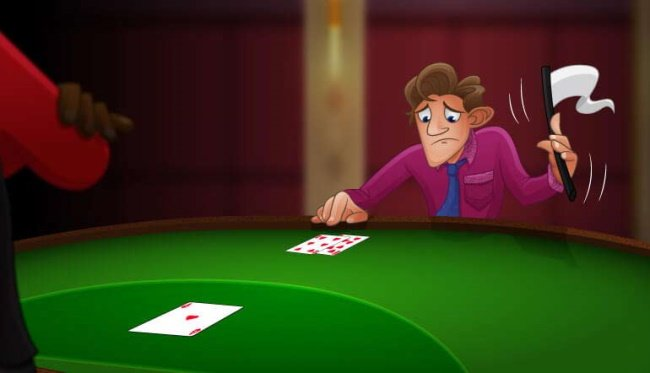 The Right Time to Surrender in Blackjack