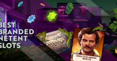 Things to Know about Branded Slots