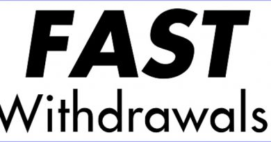 Things to know about Fast Withdrawal Casinos