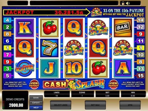 Types of slot machines- 5 reels