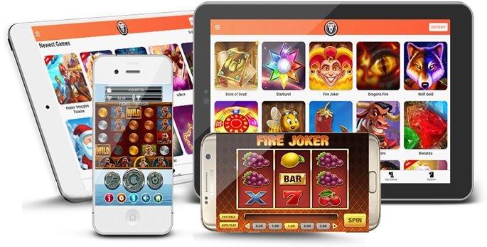 Types of slot machines