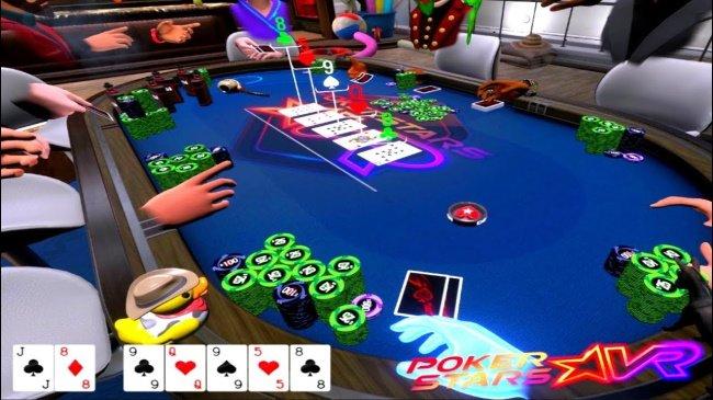 VR Poker