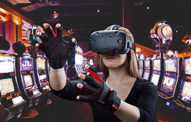 What is a Virtual Reality Casino