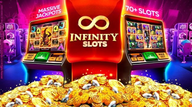 What to get this game -Infinity Slot App