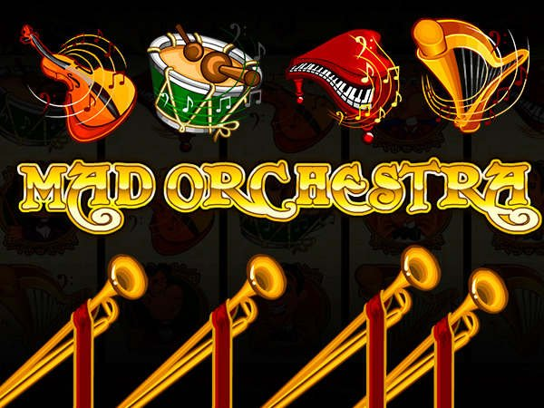 mad orchestra slot