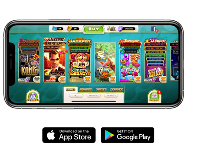 myVegas slots- How to get started